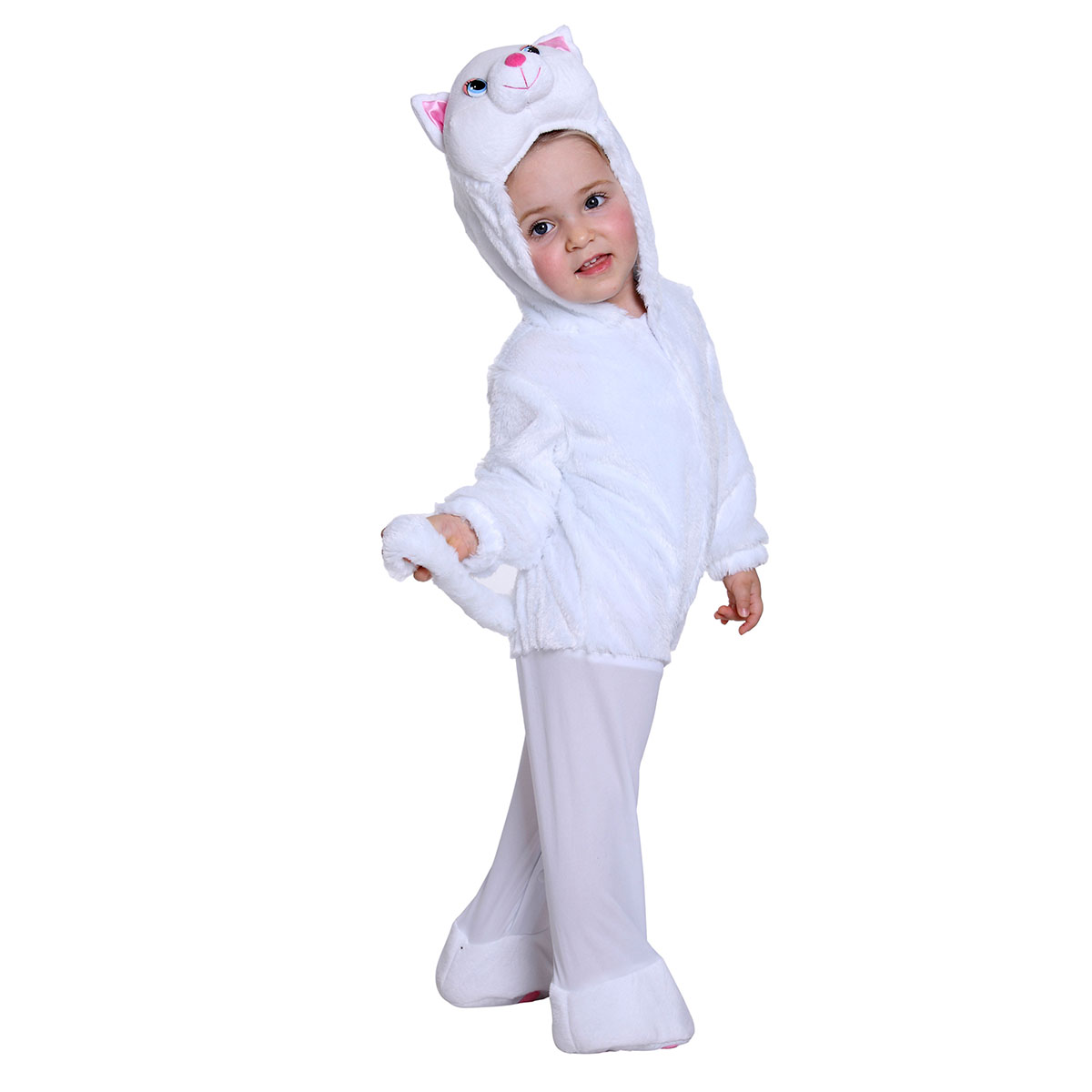 kids white cat halloween costumes girls  sc 1 st  Cute Halloween Costumes for Kids u0026 Toddlers : girls halloween cat costumes  - Germanpascual.Com