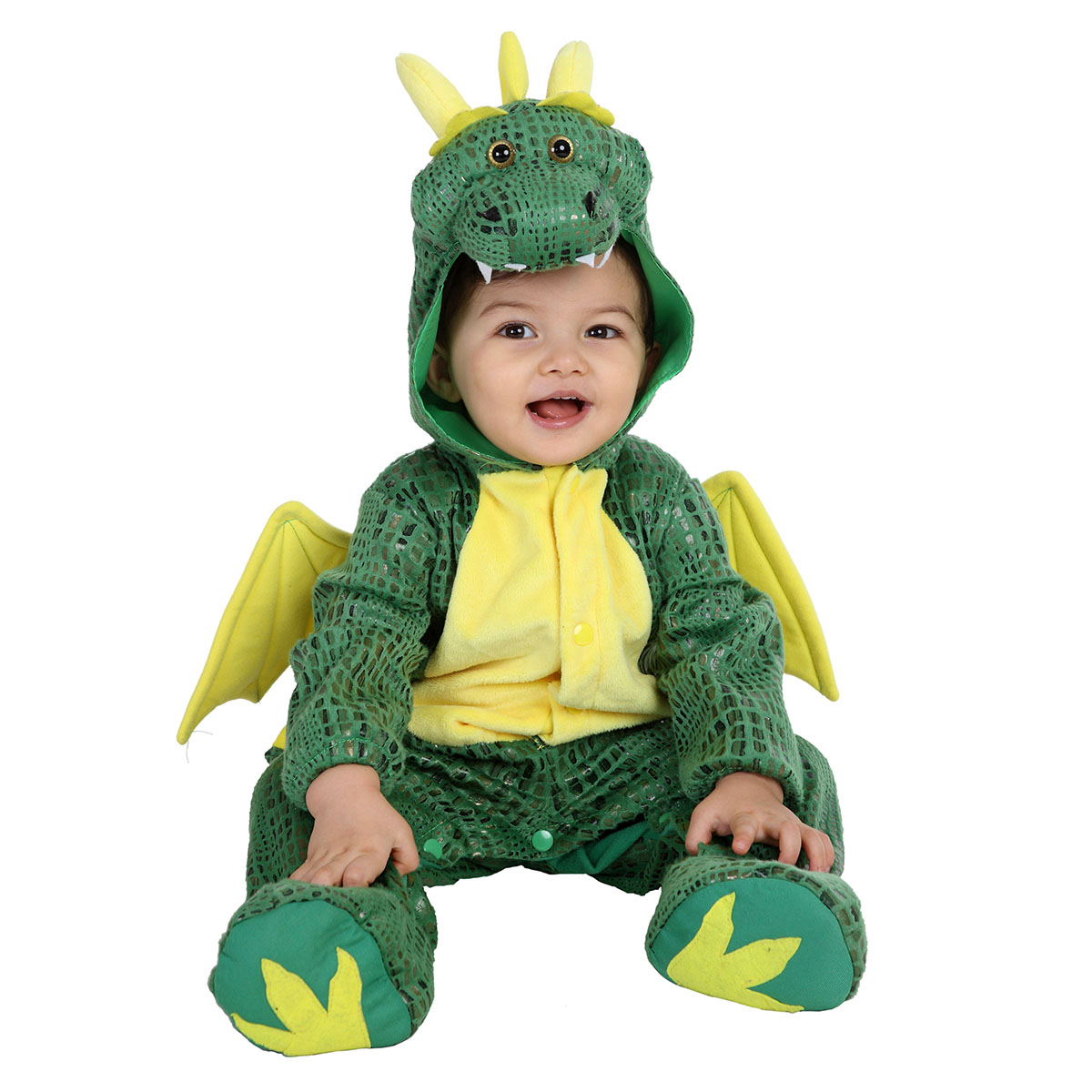 baby in dinosaur costume & toddler pterosaur dragon costume for baby